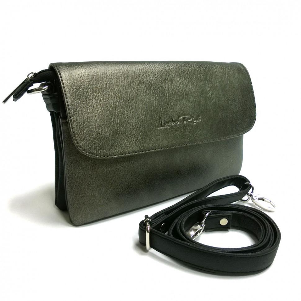 bcc123c2cd49 Сумка Lady 388, черная-серебро - 490 грн. - купить в интернет ...