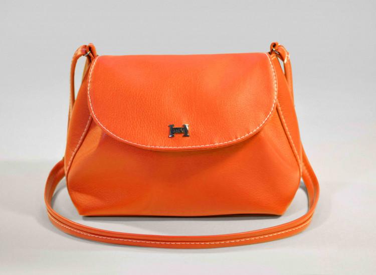 595eacc9d652 Сумка Diva 17, оранжевая - 495 грн. - купить в интернет-магазине Мир ...