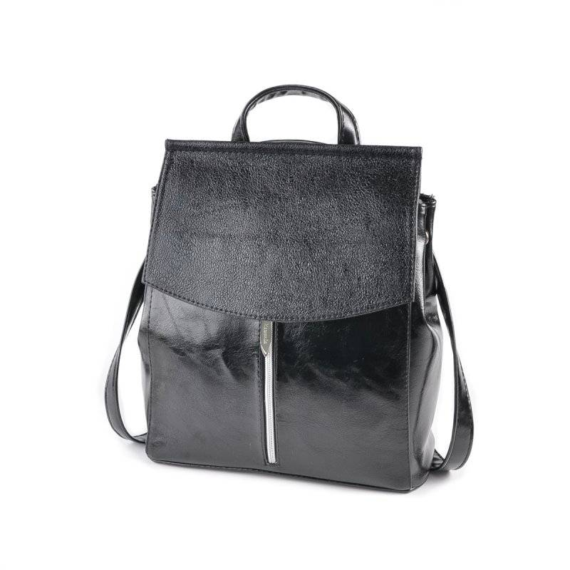 2f4796bd722d Сумка-рюкзак Lady 159-27/87, черная. Цена, купить Сумка-рюкзак Lady ...