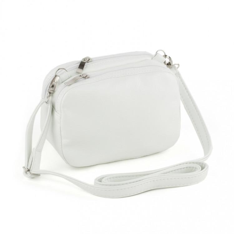 7f499f5b7d9c Сумочка Miniature 13, белая, лаки - 363 грн. - купить в интернет ...