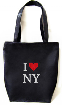 Сумка Shopper Bag №150, I LOVE NY