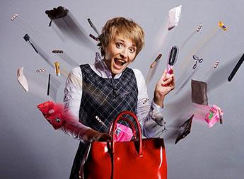 Женская сумочка: что в ней должно быть?